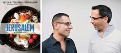 Sami Tamimi, left, and Yotam Ottolenghi. Sami Tamimi, Wine Images, Yotam Ottolenghi, Ny Times, Dining, Reading, Books, Food, Libros