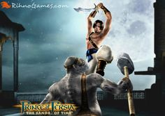 Download Prince Of Persia The Sands of Time Free for PC  Prince of Persia The Sands of Time Game for PC