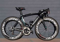 Mark Cavendish s 2013 Specialized McLaren Venge updated