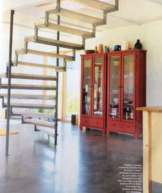 Nice stair and floor. from hus o hem nr9 201Hus o hem nr9 2014