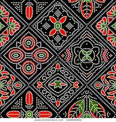 Textile Pattern Design, Floral Pattern Vector, Batik Pattern, Textile Patterns, Textile Prints, Pattern Art, Print Patterns, Floral Prints, Textiles
