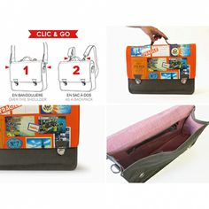 American souvenirs satchel - hardtofind.