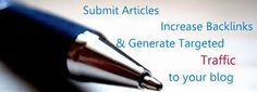 Submit Free Articles and Get Unlimited Backlinks | Electrapk Free Tutorials