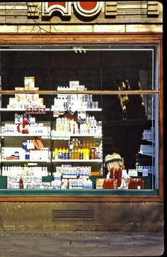 East Berlin - February 1982 - HO store window by LimitedExpress, via Flickr