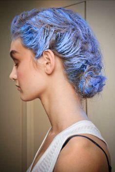 Paint hairdo