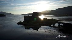 Eilean Donan Castle as never seen before.  LIKE us on facebook.com/helicamextreme www.helicamEXTREME.com