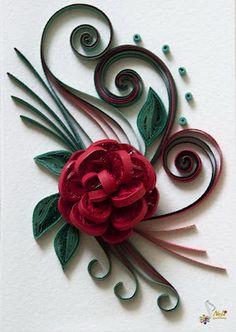 Quilled del día de Proyectos y ideas del arte Valentine _07