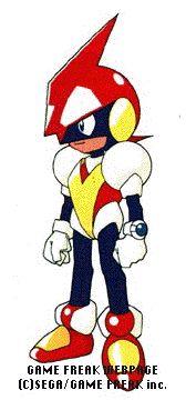 Pulseman (Pulseman) - 3rd Party newcomer by GameFreak c/o SEGA. Light class character.