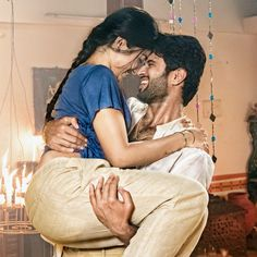 Geetha Govindam starring Vijay Devarkonda and Rashmika Mandanna, earned positive buzz and is gearing up for grand release on August The makers of Geetha Govindam find themselves in a trouble. Romantic Couple Images, Romantic Couples Photography, Indian Wedding Couple Photography, Love Couple Images, Cute Love Couple, Wedding Couple Poses, Couple Romance, Couples Images, Couple Photography Poses