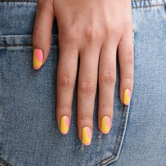 dm me if this is your pic or if you know whose it is! Nail Design Stiletto, Nail Design Glitter, Nails Now, How To Do Nails, Fun Nails, Chic Nails, Stylish Nails, Minimalist Nails, Dream Nails