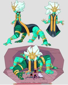 Ok but this body for a monster for a dungeon? Steven Universe Pilot, Steven Universe Theories, Steven Universe Drawing, Universe Art, Hora Cartoon, Steven Universe Personajes, Dark Souls, Animes Wallpapers, Character Art