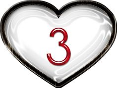 """Photo from album """"i°heart°u"""" on Yandex. Math Numbers, Alphabet And Numbers, Looney Tunes, Cute Alphabet, Printable Numbers, Views Album, Happy Valentines Day, My Heart, Clip Art"""