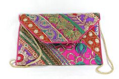 Zari Clutch Bag – NIIRVA