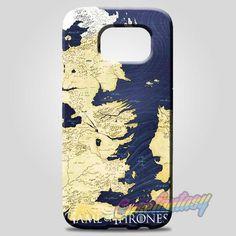 Game Of Thrones Map Samsung Galaxy Note 8 Case | casefantasy