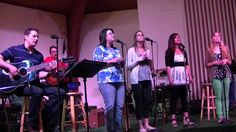 Sharon Woods Baptist Praise Team, HOLY, HOLY, HOLY GOD