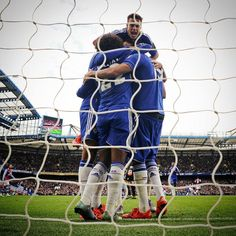 CELEBRATING AGAIN @chelseafc returned to winning ways with @diego.costa returning to the goal trail. Where do you think Jose #Mourinho's men will finish? by premierleague