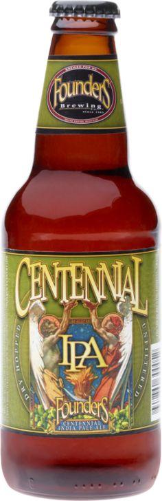 Founders Brewing Co. Centennial IPA