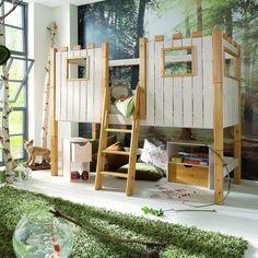 66 besten au ergew hnliche betten und schlafzimmerm bel bilder auf pinterest basteln baumhaus. Black Bedroom Furniture Sets. Home Design Ideas