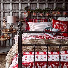 Christmas-bedding-George-Home
