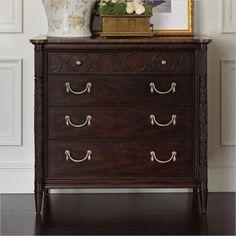 Charleston Regency   King Charles Bacheloru0027s Chest In Classic Mahogany      Stanley Furniture   Bedroom