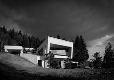 Am Waldrand über Villach | Trecolore :: Architects of integrated solutions