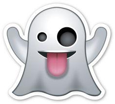 Ghost | EmojiStickers.com