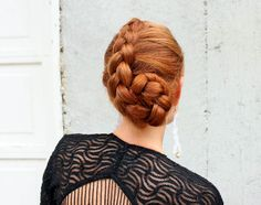 5 hairstyles for formal events this summer