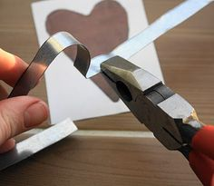 lila loa shows you how to MAKE your own cookie cutters!