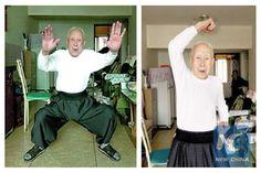 Idoso de 95 anos, usa golpe de Kung Fu para dominar ladrão