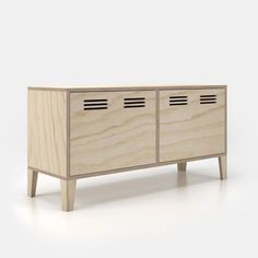 20 Chic Plywood Sideboard Designs That Easy To Make - TopDesignIdeas
