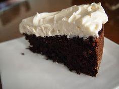 JusSinan Keittiössä: Guinness-suklaakakku