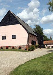 Smeetham Hall Barn Bulmer Essex Suffolk Border