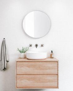 Bathroom Tapware, Bathroom Renos, Laundry In Bathroom, Small Bathroom, Bad Inspiration, Bathroom Inspiration, Bathroom Interior Design, Innovation Design, House Design