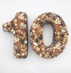 Here's to celebrating Brighton's store birthday with a GIANT Brighton Rock-y Road Cake Decorating Tutorials, Cookie Decorating, 40th Birthday Cakes, 10th Birthday, Birthday Parties, Alphabet Cake, Bolo Cake, Monogram Cake, Forest Cake