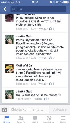 Pussillinen nauloja-tarina Good Books, My Books, Dna, Anatomy, Words, Pictures, Photos, Great Books, Horse