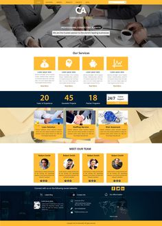 Sell365's Consulting Agency Template. One of the best Website Builder in India. Design and customize your own website with our free website templates.