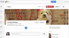 Google+ Events: Make your invitations stand out, via YouTube.