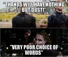 I guess T'challa was right.