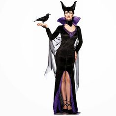 Halloween Shopaholic: Wicked and Evil Queen Costumes