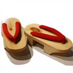 wood japanese shoes - Google Search