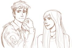 teddy and victoire by odairwho on DeviantArt