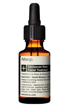 Aesop Damascan Rose Facial Treatment available at #Nordstrom