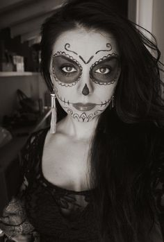 "500px / Photo ""Sugar Skull"" by Gabry Rausch"