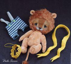 Купить Маленький принц/Little Prince - рыжий, рыжий цвет, маленький принц, лев, львенок