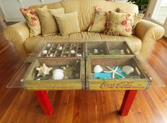 SALVAGE SECRETS: PAINT an old dresser, UPDATE your fireplace, MAKE a suitcase table...just a few of my DIY NETWORK Projects!