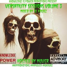 Versatility Sessions Volume 3 Mixed By DJ KDubz & Hosted By Muver by Knowledge Is Power Promo on SoundCloud