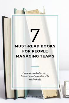 7 Must read management books