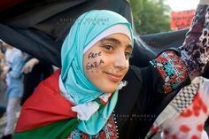 Rome July 24, 2014 <br /> Demonstration in solidarity with the resistance of the Palestinian people,  and against the Israeli military offensive in the Gaza Strip.