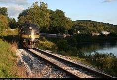 RailPictures.Net Photo: WVC 67 West Virginia Central Railroad EMD F7(A) at Belington, West Virginia by TrainCrazy