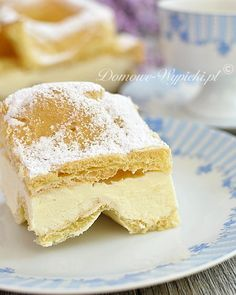 Choux pastry and creamy custard filling Guava Pastry, Choux Pastry, Shortcrust Pastry, Pastry Recipes, Baking Recipes, Dessert Recipes, Custard Recipes, Baking Ideas, Custard Filling